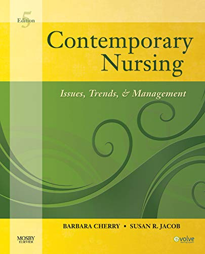 9780323069533: Contemporary Nursing: Issues, Trends, & Management, 5th Edition