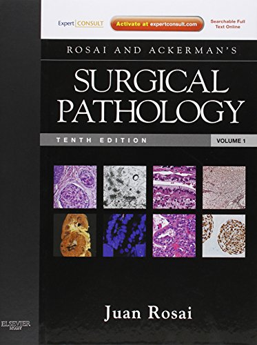 9780323069694: Rosai and Ackerman's Surgical Pathology - 2 Volume Set: Expert Consult: Online and Print, 10e (Mosby)