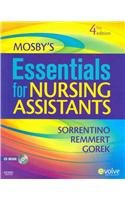 9780323069885: Mosby's Essentials for Nursing Assistants - Text and Workbook Package, 4e