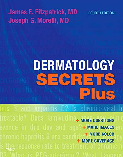9780323071543: Dermatology Secrets Plus, 4e