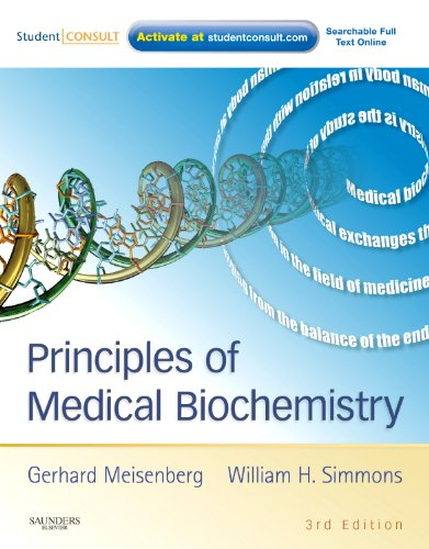 9780323071550: Principles of Medical Biochemistry: With STUDENT CONSULT Online Access, 3e