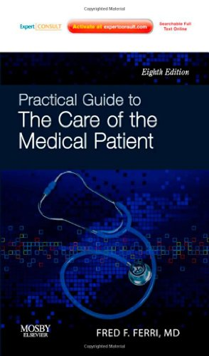 9780323071581: Practical Guide to the Care of the Medical Patient: Expert Consult: Online and Print, 8e