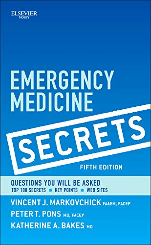 9780323071673: Emergency Medicine Secrets, 5e