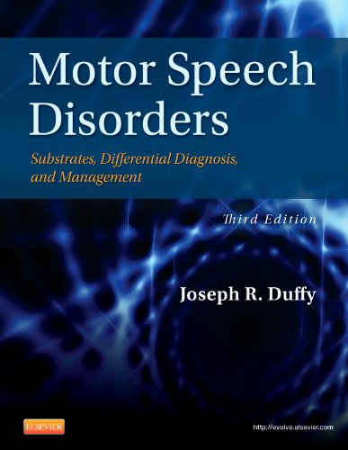 Motor speech disorders e-book: substrates, differential.