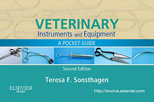 9780323072038: Veterinary Instruments and Equipment: A Pocket Guide, 2e