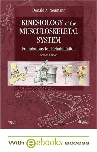 9780323072472: Kinesiology of the Musculoskeletal System - Text and E-Book Package: Foundations for Rehabilitation, 2e