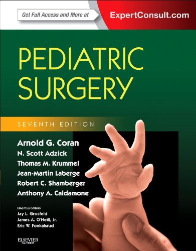 Pediatric Surgery, 2-Volume Set: Expert Consult - Online and Print (Hardback): Professor of Surgery...
