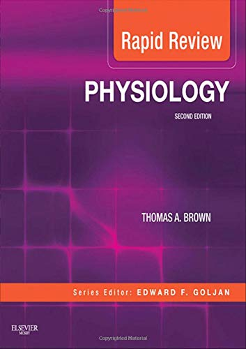 9780323072601: Rapid Review Physiology, With STUDENT CONSULT Online Access, 2nd Edition