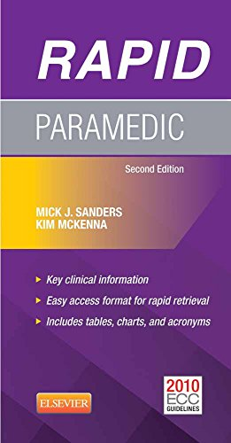 9780323072670: RAPID Paramedic