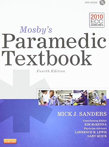 9780323072755: Mosby's Paramedic Textbook