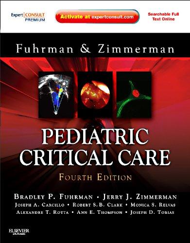 Pediatric Critical Care: Bradley P. Fuhrman