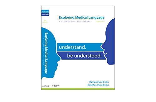 9780323073080: Exploring Medical Language: A Student-Directed Approach, 8e