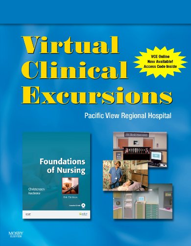 9780323073783: Virtual Clinical Excursions 3.0 for Foundations of Nursing, 6e