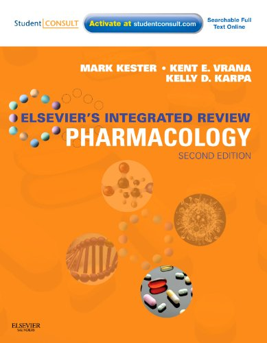 9780323074452: Elsevier's Integrated Review Pharmacology: With STUDENT CONSULT Online Access, 2e