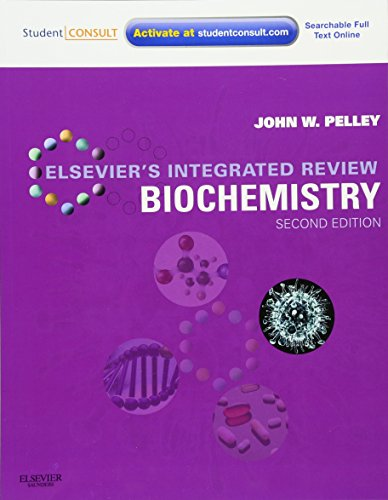 9780323074469: Elsevier's Integrated Review Biochemistry: With STUDENT CONSULT Online Access, 2e