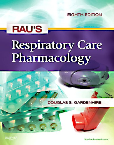 9780323075282: Rau's Respiratory Care Pharmacology (Gardenhire, Rau's Respiratory Care Pharmacology)