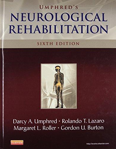 9780323075862: Neurological Rehabilitation, 6th Edition