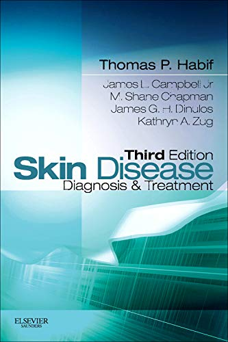 9780323077002: Skin Disease: Diagnosis and Treatment, 3e (Skin Disease: Diagnosis and Treatment (Habif))