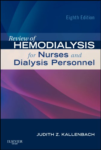 9780323077026: Review of Hemodialysis for Nurses and Dialysis Personnel, 8th Edition