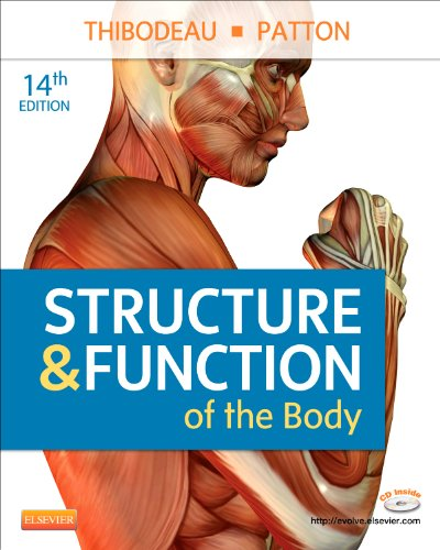 9780323077217: Structure & Function of the Body - Hardcover, 14e (Structure and Function of the Body)
