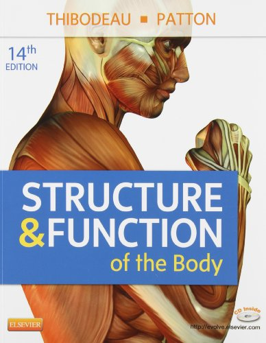 9780323077224: Structure & Function of the Body, 14th Edition