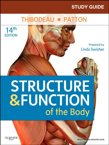9780323077231: Study Guide for Structure & Function of the Body, 14e