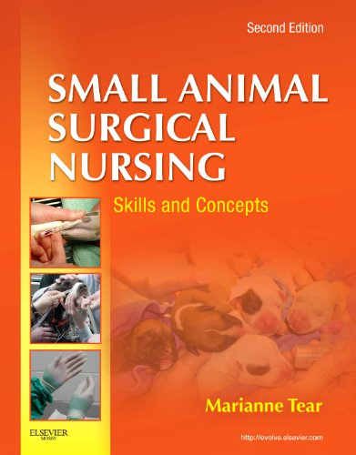 9780323077354: Small Animal Surgical Nursing, 2e