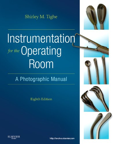 9780323077392: Instrumentation for the Operating Room: A Photographic Manual, 8e