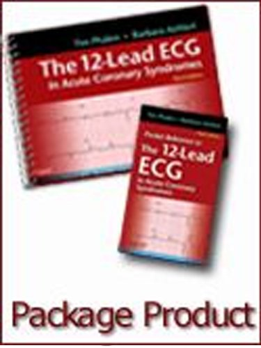 9780323077859: The 12-Lead ECG in Acute Coronary Syndromes - Text and Pocket Reference Package, 3e