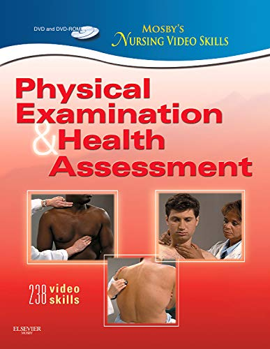 Mosby's Nursing Video Skills: Physical Examination and Health Assessment, 2e: Mosby