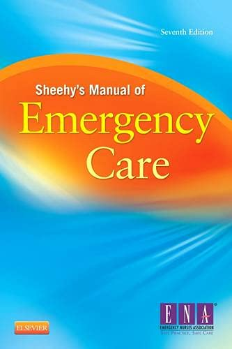 9780323078276: Sheehy's Manual of Emergency Care (Newberry, Sheehy's Manual of Emergency Care)