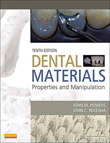 9780323078368: Dental Materials: Properties and Manipulation, 10th Edition