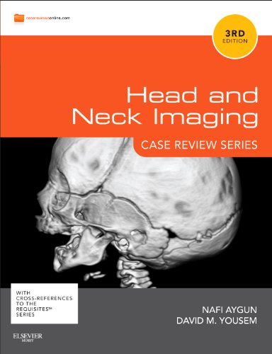 9780323078948: Head and Neck Imaging: Case Review Series, 3e