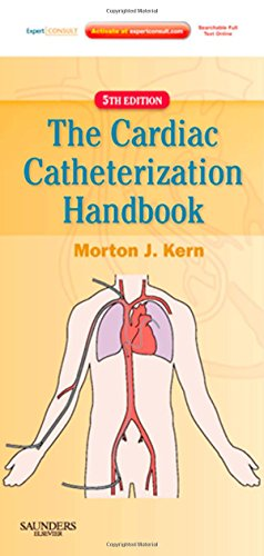 9780323079020: Cardiac Catheterization Handbook: Expert Consult - Online and Print, 5e