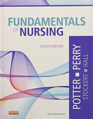 9780323079334: Fundamentals of Nursing