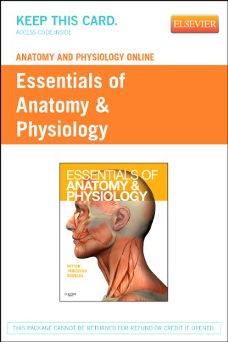 9780323079402: Anatomy & Physiology Online for Essentials of Anatomy & Physiology (Access Code), 1e