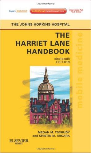 9780323079426: The Harriet Lane Handbook: Mobile Medicine Series