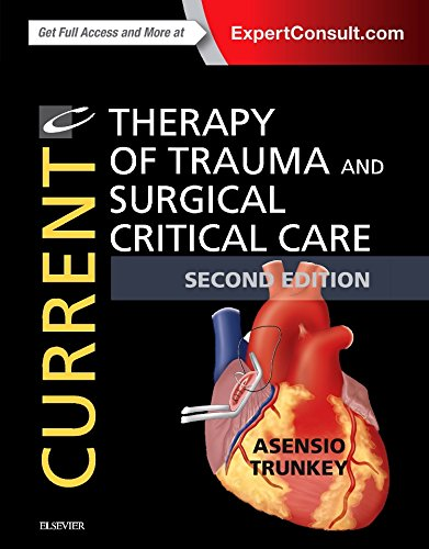 9780323079808: Current Therapy of Trauma and Surgical Critical Care, 2e