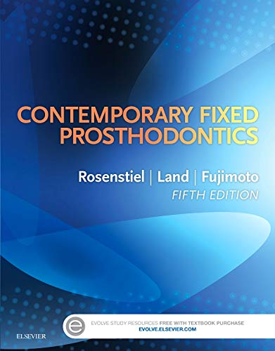 9780323080118: Contemporary Fixed Prosthodontics, 5e