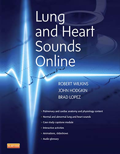 9780323080156: Lung and Heart Sounds Online