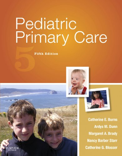 9780323080248: Pediatric Primary Care, 5e (Burns, Pediatric Primary Care)