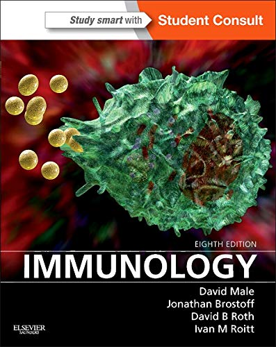 9780323080583: Immunology: With STUDENT CONSULT Online Access, 8e (Saunders W.B.)