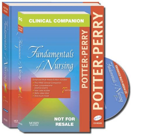 Fundamentals of Nursing Enhanced Multi-Media Edition Package: Potter RN MSN