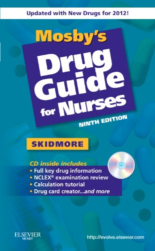 9780323081047: Mosby's Drug Guide for Nurses, with 2012 Update, 9e
