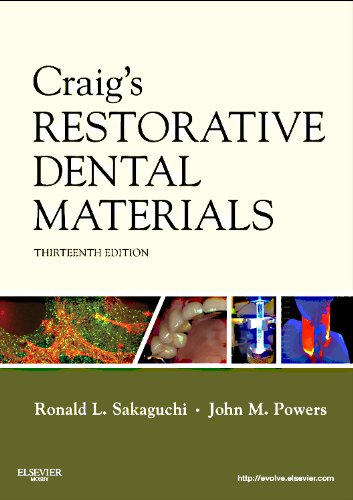 9780323081085: Craig's Restorative Dental Materials, 13th Edition