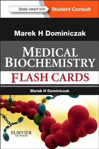 9780323081931: Baynes and Dominiczak's Medical Biochemistry Flash Cards: with STUDENT CONSULT Online Access, 1e