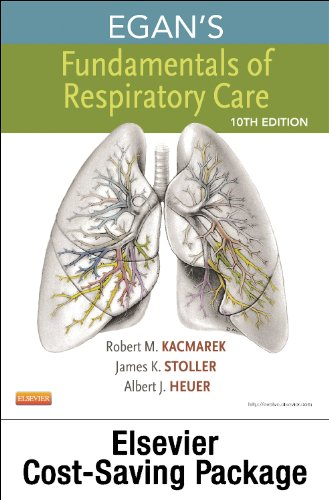 Mosby's Respiratory Care Online for Egan's Fundamentals of Respiratory Care, 10e (Access Code, Textbook and Workbook Package), 2e (9780323081993) by Mosby; James K. Stoller MD MS; Robert M. Kacmarek PhD RRT FAARC