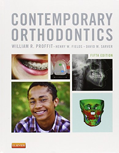 Contemporary Orthodontics, 5e: Proffit DDS PhD, William R.; Fields Jr. DDS MS MSD, Henry W.; Sarver...