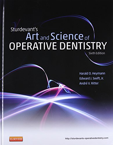 9780323083331: Sturdevant's Art and Science of Operative Dentistry, 6th Edition