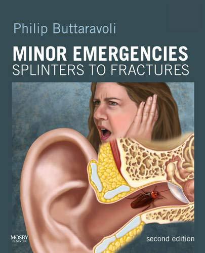 9780323083461: Minor Emergencies, 2e